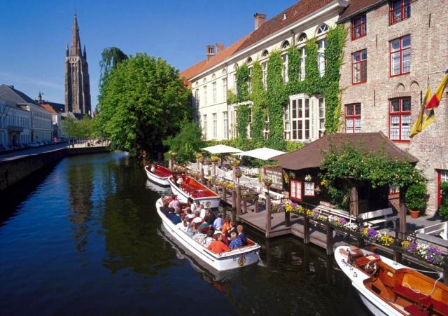 Поездка в Голландию